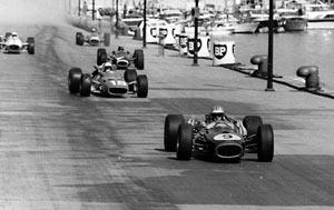 Anciens Bolide sur le circuit de Monaco